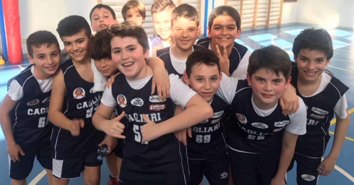 Progetto Minibasket – Esperia Olimpia Cagliari 2021
